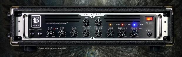 Baer Amplification Valkyrie Bass Amp