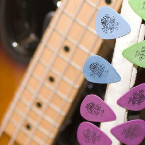 The Great Bass Picksperiment