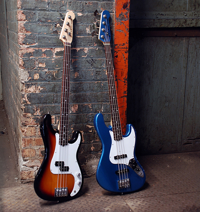 D. Lakin Joe Osborn and Bob Glaub Signature Basses