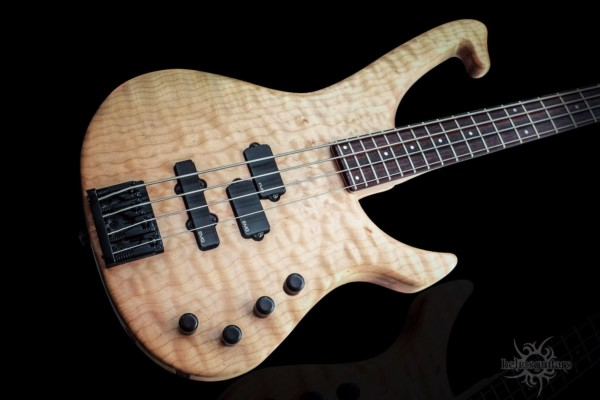 Bass of the Week: Helios Guitars Evolution 4 Custom