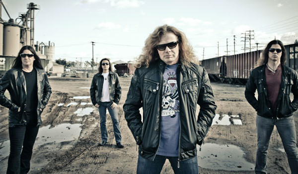 Megadeth Announces World Tour