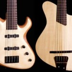 Rikkers Custom Basses Announces Acoustiline and Acidline Basses
