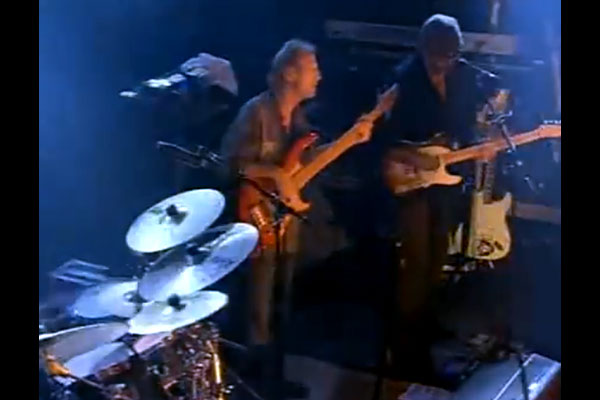 """Tower of Power: """"Knock Yourself Out"""", Live"""