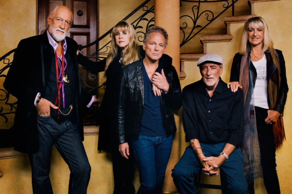 Fleetwood Mac Reunite with Christine McVie, Announce Tour