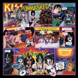 KISS: Unmasked