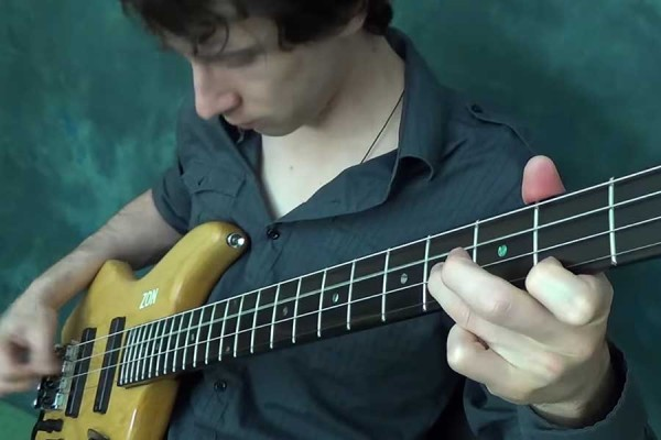 Zander Zon: Braveheart Theme for Solo Bass