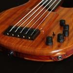 Bass of the Week: HJC Customs Alchemy Fretless 5