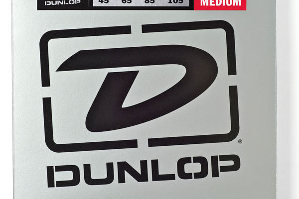 Dunlop Super Bright Bass Strings Now Available