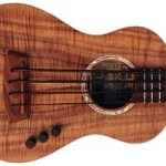 Kala Brand Music Introduces USA Acoustic-Electric Exotic Wood U-Basses