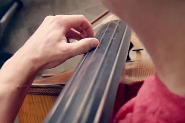"Steve Metcalf: Coldplay's ""Magic"" Bass and Mandolin Cover"