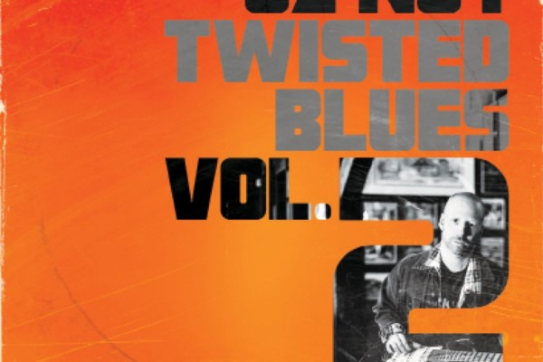 "Oz Noy Releases ""Twisted Blues Vol. 2"" with Will Lee and Roscoe Beck"