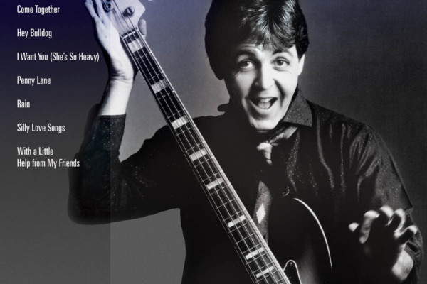 "Hal Leonard Releases ""Paul McCartney: Bass Play-Along Volume 43"""