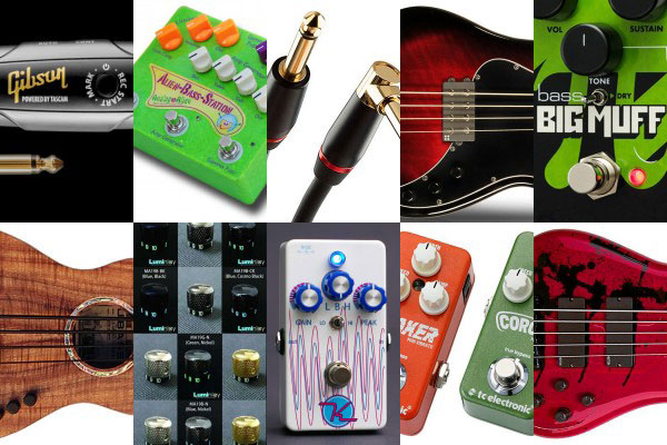 Bass Gear Roundup: The Top Gear Stories in May 2014