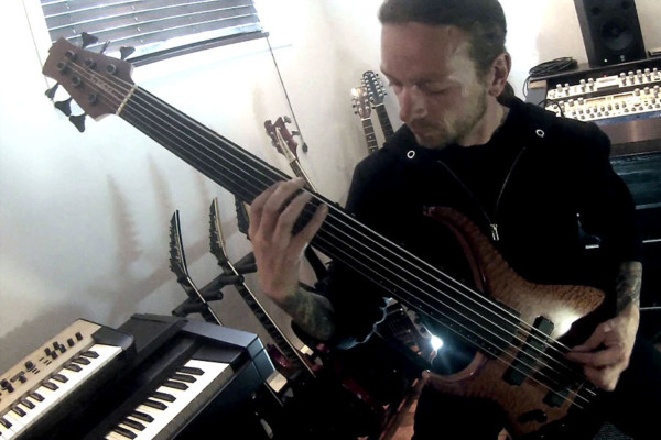 "Dominic ""Forest"" Lapointe: Death's ""Nothing is Everything"" Bass Playthrough"
