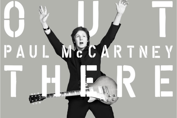 "Paul McCartney's ""Out There"" Tour Returns To U.S."
