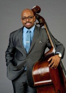 Christian McBride with bass