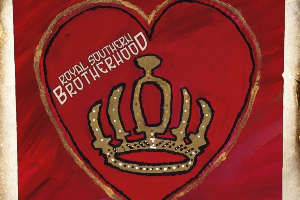 "Royal Southern Brotherhood Releases ""heartsoulblood"""