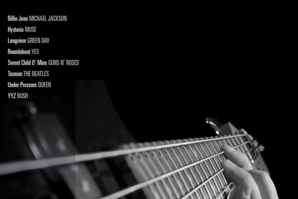 "Hal Leonard Releases ""Best Bass Lines Ever"" Bass Play-Along Volume"