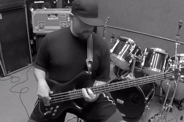 "David Pastorius: Tech N9ne ""This Ring"" Bass Remix"