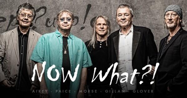 Deep Purple Announces North American Tour Dates