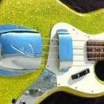 "Bass of the Week: James Colby's Homemade ""Glitzy"" Bass"