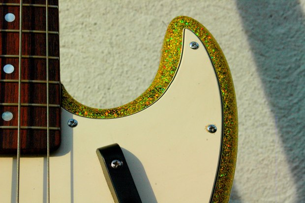 James Colby Homemade Glitzy Bass: Upper Horn
