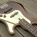 Bass of the Week: Paul Belgrado Stringed Instruments Custom AG #1