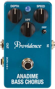 Providence Anadime Bass Chorus Pedal
