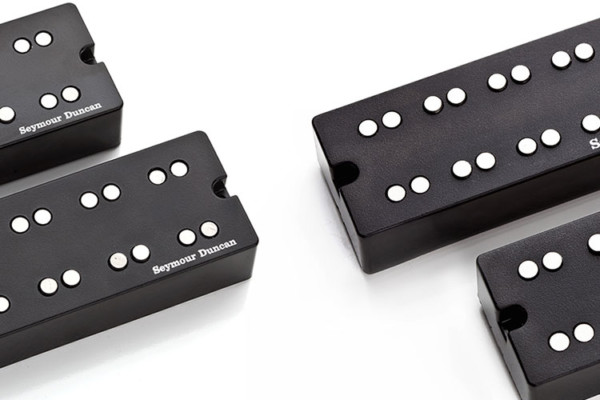 Seymour Duncan Announces NYC Bass Pickups