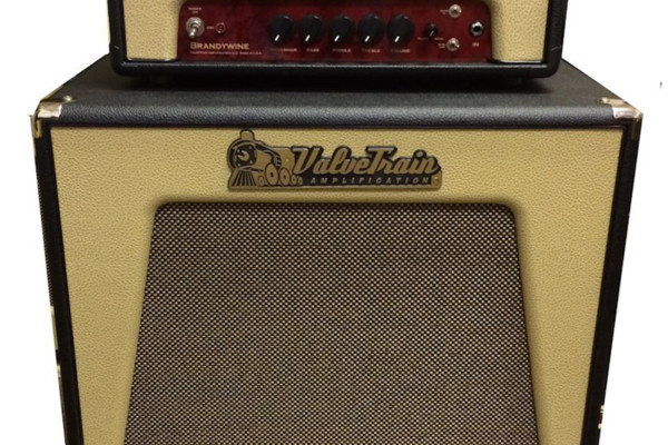 ValveTrain Amplification Announces Brandywine All-Tube Bass Amp