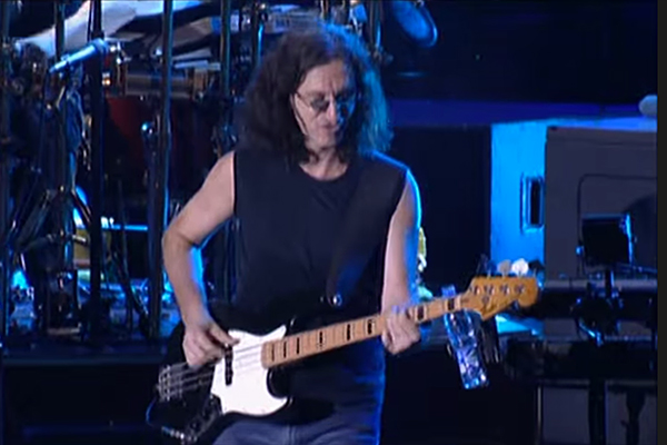 "Rush: ""Working Man"" Live, 2002"