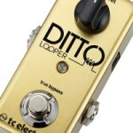 TC Electronic Announces Limited Edition Ditto Looper Gold
