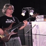 """Trip Wamsley and Clarence """"Klue"""" Lewis: Drum and Bass Jam"""