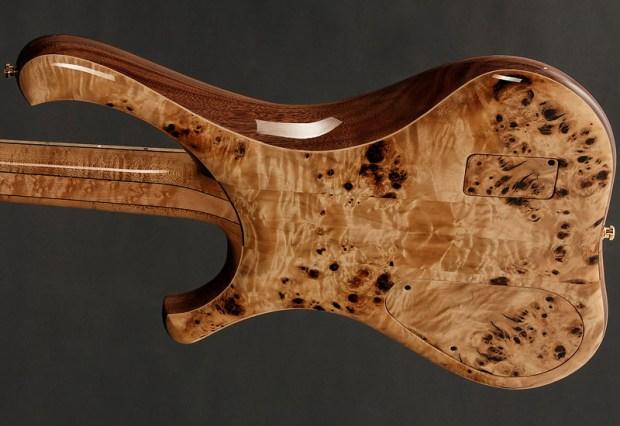 Marleaux Consat Signature Bass - back
