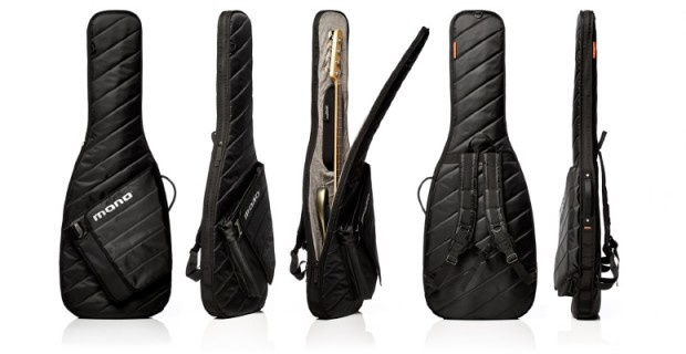 Mono Cases Bass Sleeve Gig Bag - all angles