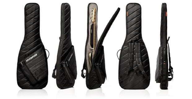 Mono Cases Bass Sleeve Gig Bag - all angles