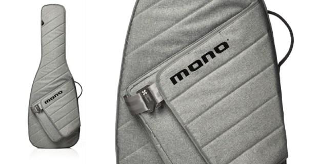 Mono Cases Bass Sleeve Gig Bag - Ash