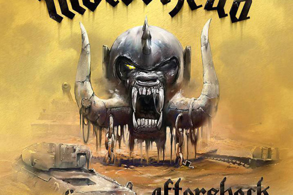 "Motorhead's Aftershock Reissued in a ""Tour Edition"""