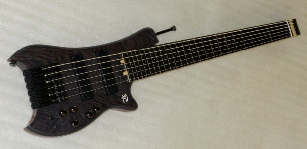 Paul Lairat Travel Bass Wenge