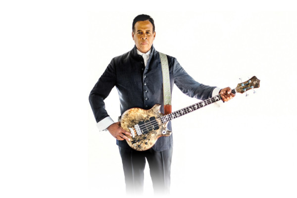 """New Stanley Clarke Band Album, """"UP"""", Set for Late September Release"""