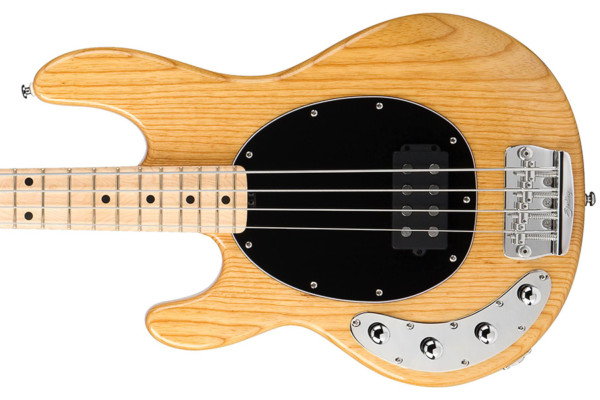 Sterling by Music Man Adds Natural Finish to Lefty Ray34 Series Bass