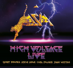 Asia: High Voltage Live