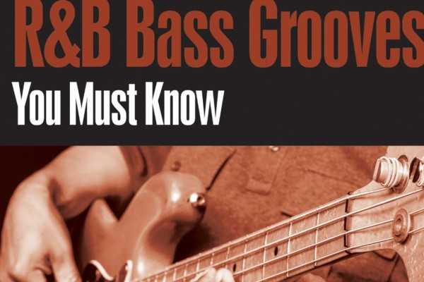 "Andrew Ford Releases ""50 R&B Bass Grooves You Must Know"""