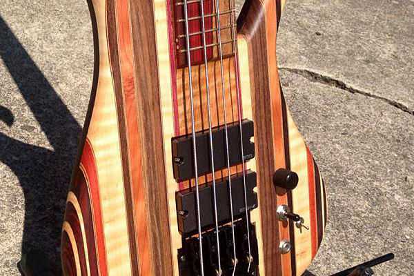 Bass of the Week: Beardly Customs Rainbow Bass