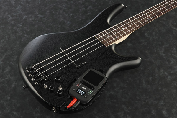 Ibanez Teams with Korg for the SR Kaoss Bass