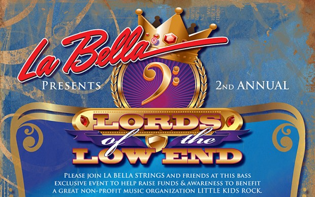 Second Annual La Bella Lords of the Low End event