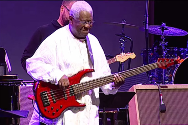 Abraham Laboriel Sr. and Sons: Quiet Space