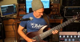 """Tony Grey: Coldplay's """"The Scientist"""" All-Bass Cover"""