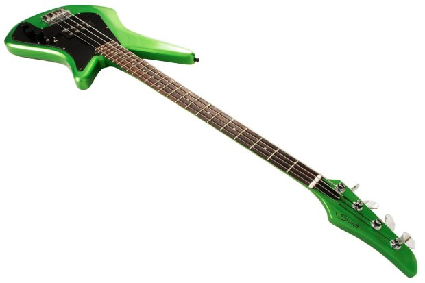 Assi Guitars Sciatt Bass angle