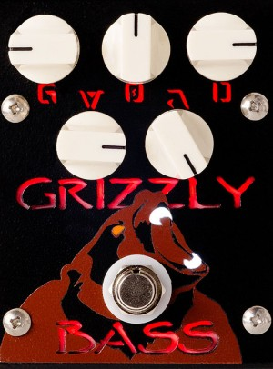 Creation Audio Labs Grizzly Bass Pedal